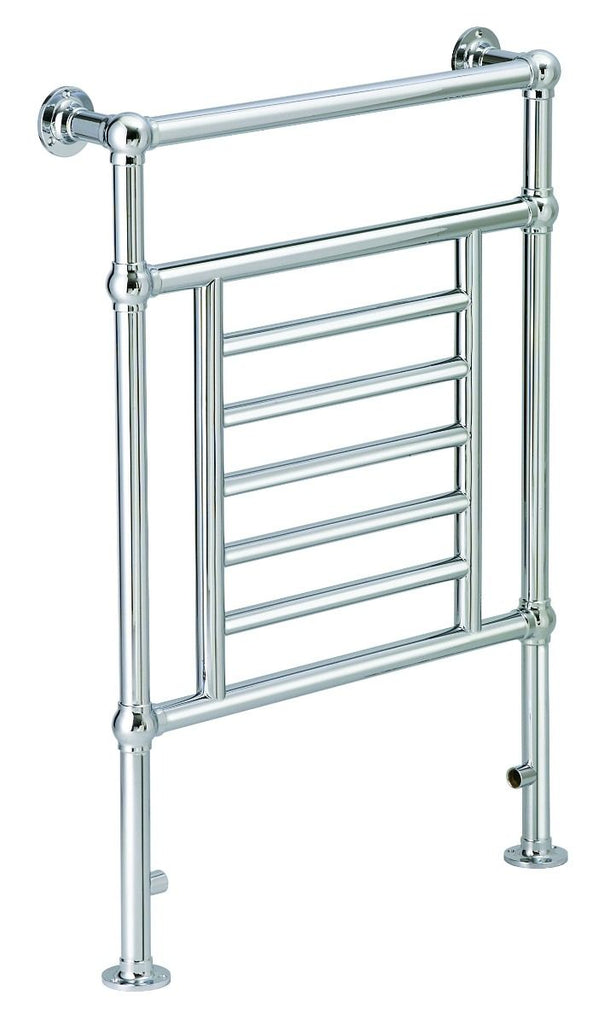 DQ Cranwich Traditional Chrome Towel Radiator
