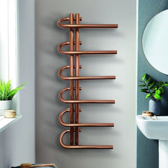 DQ Jango Stainless Steel Copper Radiator