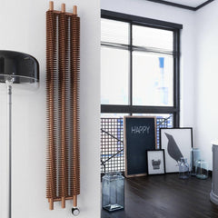Terma Ribbon V E Designer Electric Radiator