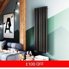 Terma Sherwood Vertical Radiator | Vertical Designer Radiator