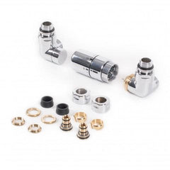 Terma 3 Axis Thermostatic Valve Set