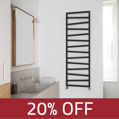 Terma ZigZag Designer Towel Warmer - Clearance (Selected Sizes)