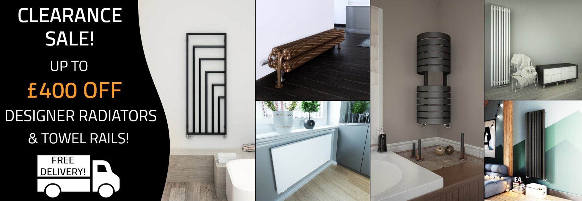 Heating Style Cover Clearance Sale Terma Radiators and Towel Rails