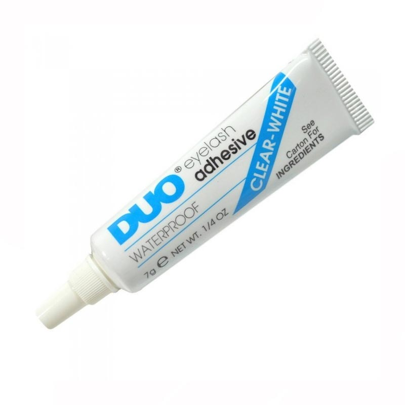 Duo White/Clear Lash Adhesive 7g
