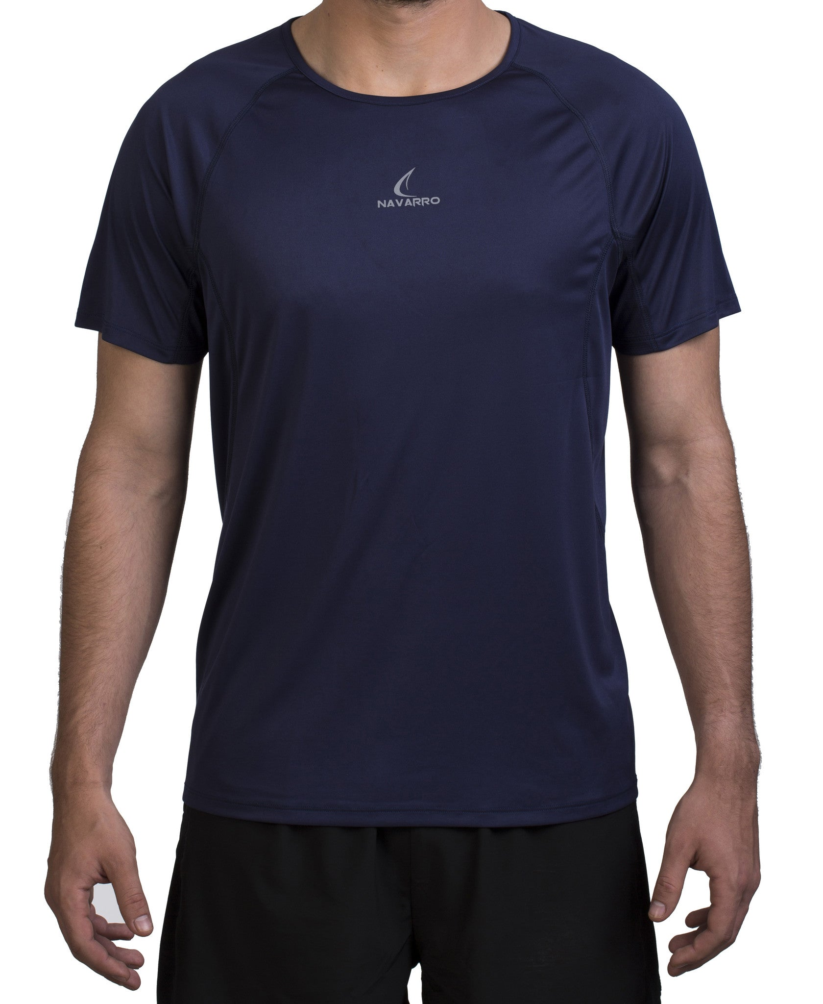 Running T-shirt M3 Navy חולצת ריצה