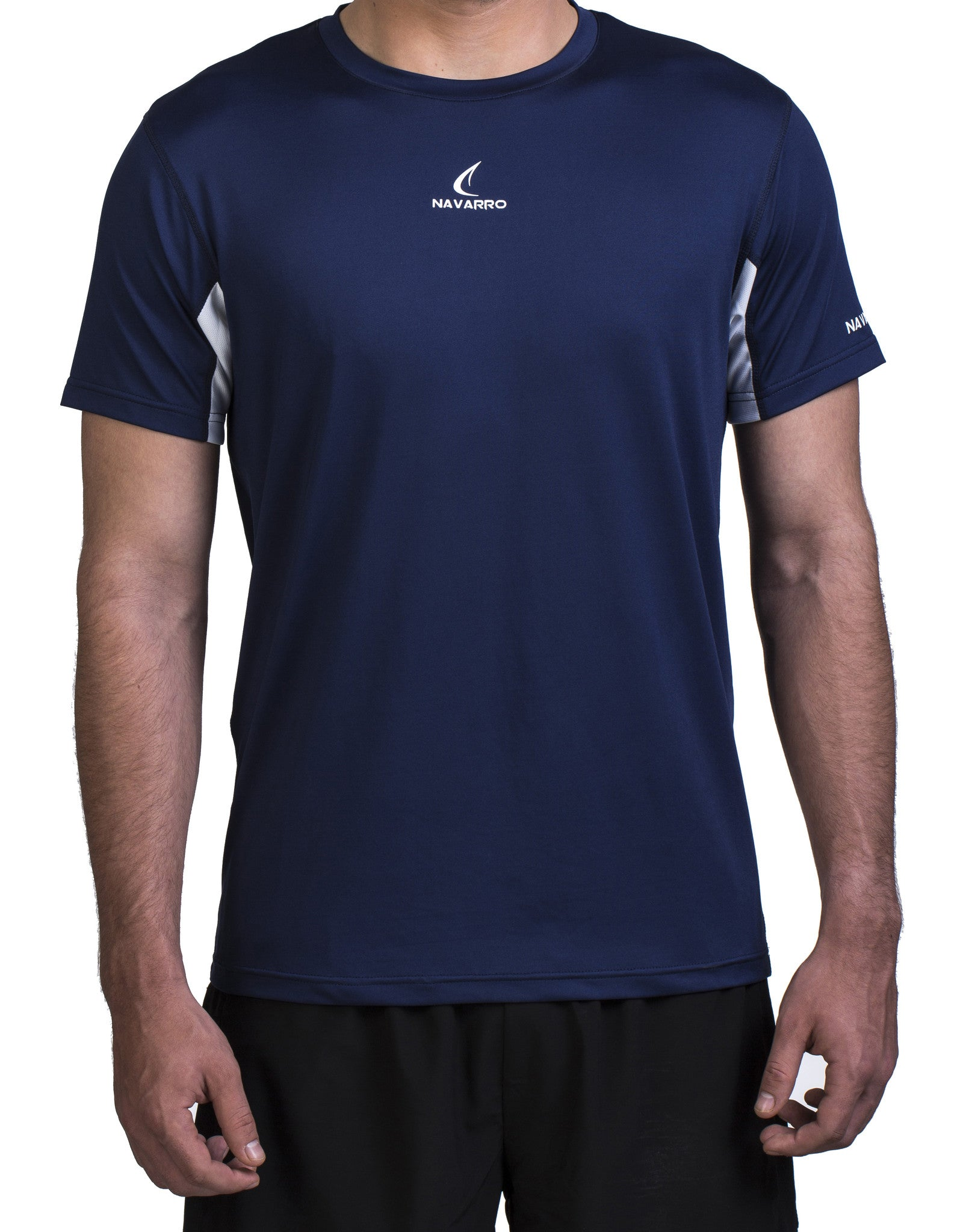 Running T-Shirt M1 Navy חולצת ריצה