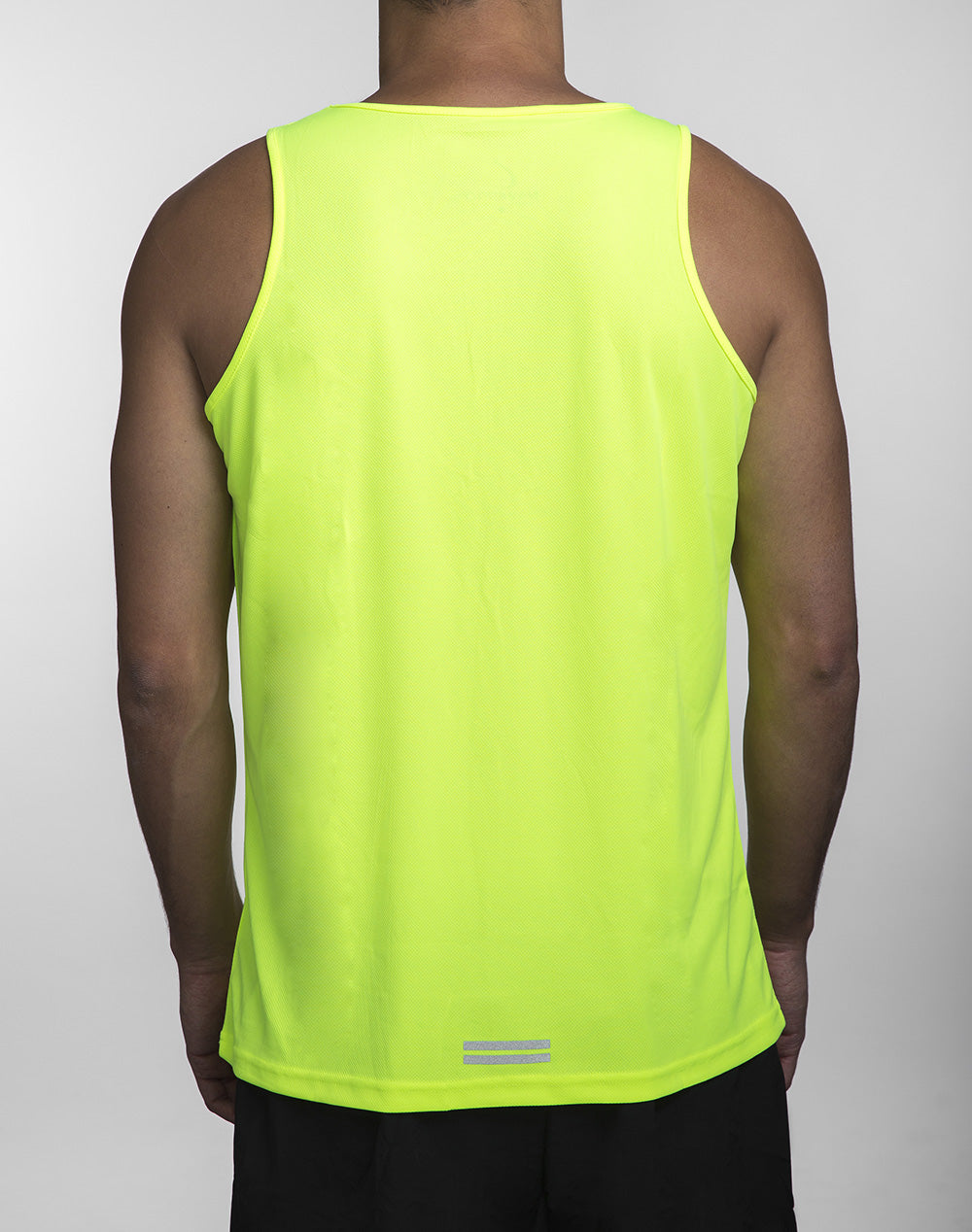 Running Lightweight Tank Top Yellow גופית ריצה