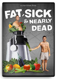 FAT, SICK & NEARLY DEAD - DVD