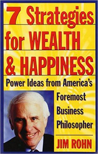 FREE Audio - 7 Strategies for Wealth & Happiness with Jim Rohn - Part 1