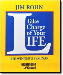 FREE Audio - TAKE CHARGE OF YOUR LIFE by Jim Rohn