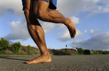 The Science behind Barefoot Running
