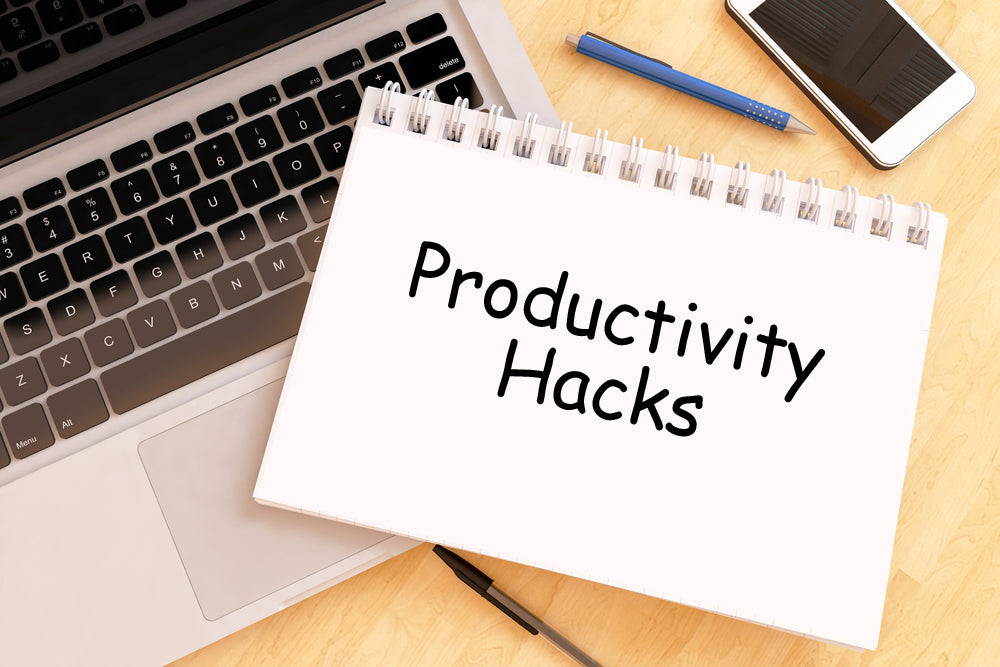 Productivity hacks to make you a better leader