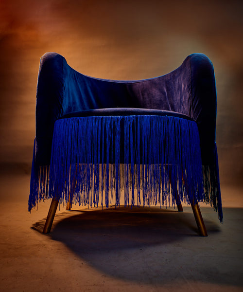 Koje fringe chair