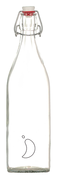 Accessories: Glass Fridge Bottle