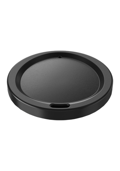 Accessories: Black Coffee Cup Lid