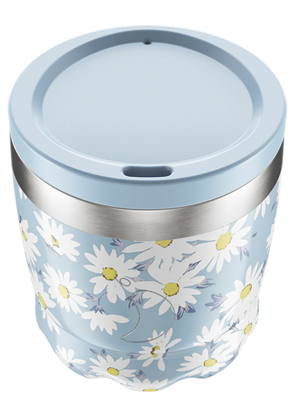 Chilly's Coffee Cup: Floral Daisy