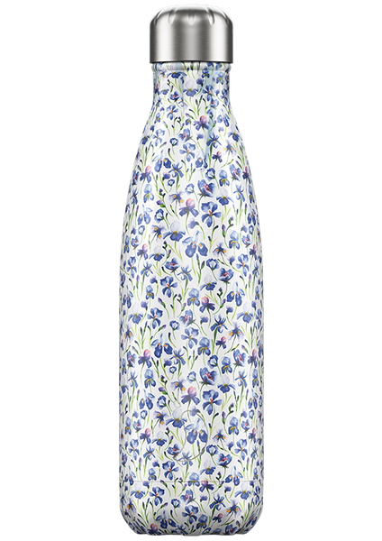 Chilly's Bottle: Floral Iris