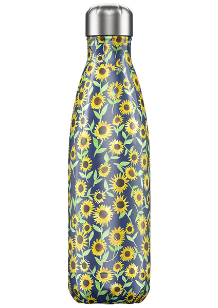 Chilly's Bottle: Floral Sunflower