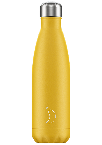 Chilly's Bottle: Matte Burnt Yellow