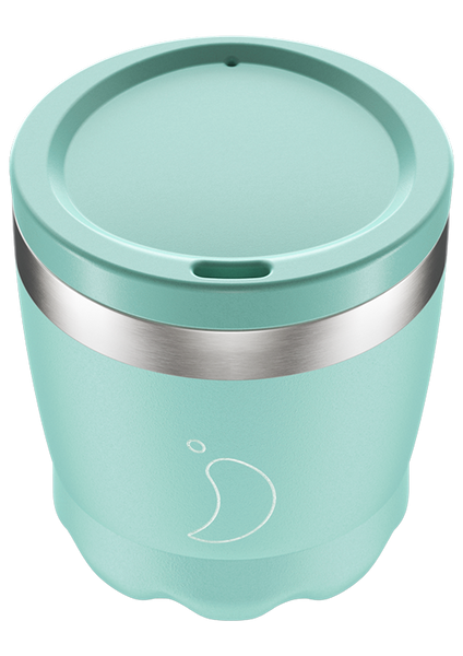 Chilly's Coffee Cup: Pastel Green