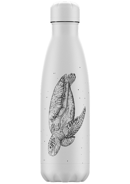 Chilly's Bottle: Sea Life Turtle