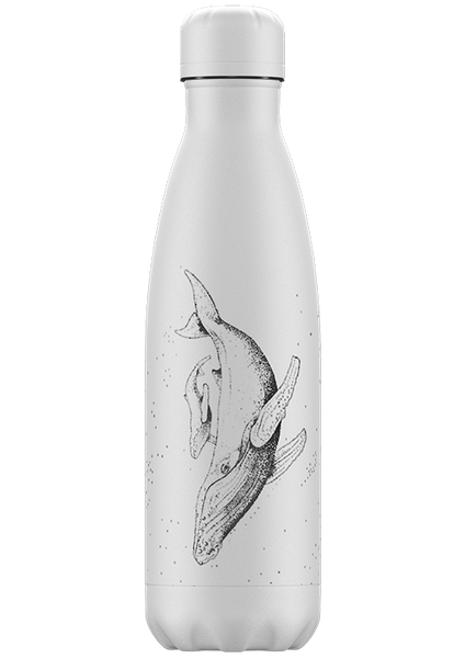 Chilly's Bottle: Sea Life Whale