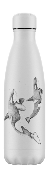 Chilly's Bottle: Sea Life Orca