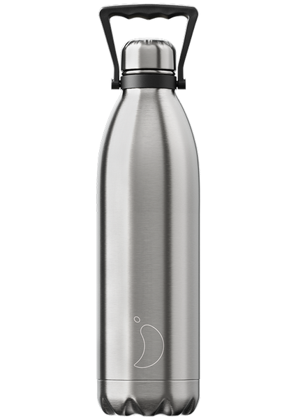 Chilly's Bottle: Stainless Steel
