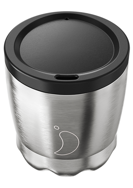 Chilly's Coffee Cup: Stainless Steel