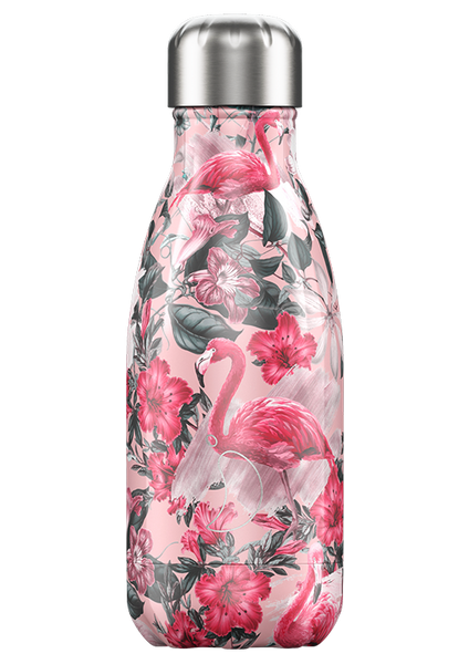 Chilly's Bottle: Tropical Flamingo