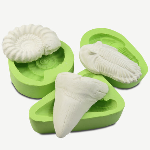 Silicone moulds back in stock