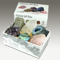 Junior Geo Crystal Gift Box