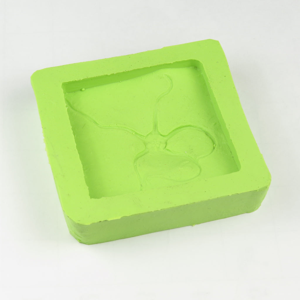 Starfish fossil silicone mould