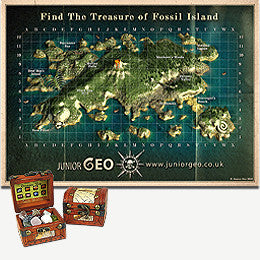 Treasure Map Fundraising Kit