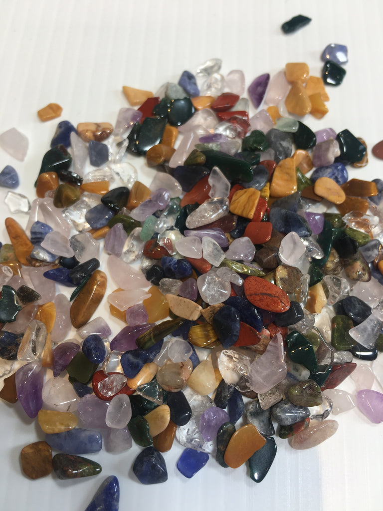 Replacement gemstones for panning