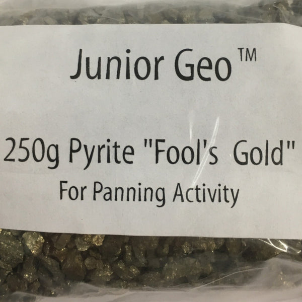 Replacement Fool's Gold for panning