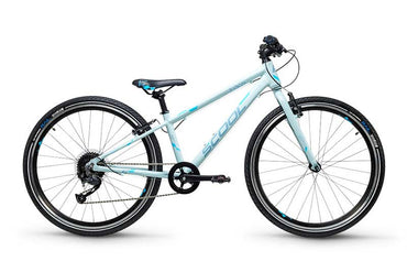 FINNRAD® | S'COOL Junior bike | S'COOL liXe race 26-9  Modell 2019 | icegrey / blue matt / 31