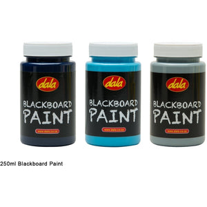 Dala Black Board Paint 250ml-Other Craft-Brush and Canvas