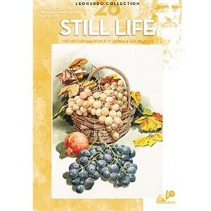 Leonardo Collection - Still Life (026)-Art Reference Books-Brush and Canvas