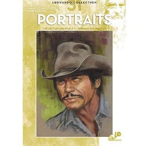 Leonardo Collection - Portraits (031)-Art Reference Books-Brush and Canvas