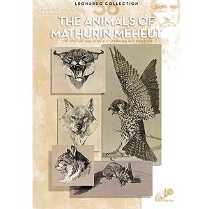 Leonardo Collection - Animals of Mathurin Meheut-Art Reference Books-Brush and Canvas