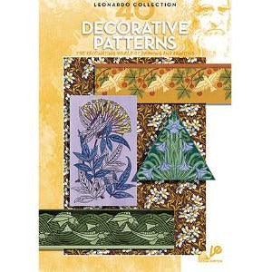 Leonardo Collection - Decorative Patterns-Art Reference Books-Brush and Canvas