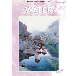 Leonardo Collection - Water-Art Reference Books-Brush and Canvas