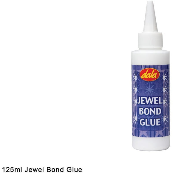 Dala Jewel Bond 125ml-Adhesives & Tapes-Brush and Canvas