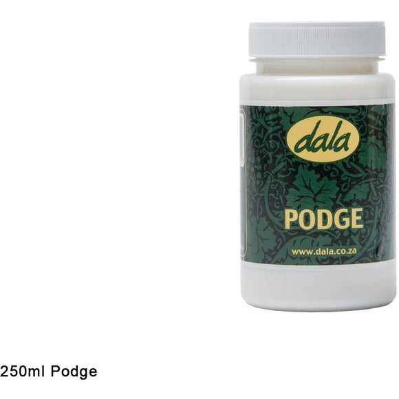 Dala Podge-Other Craft-Brush and Canvas