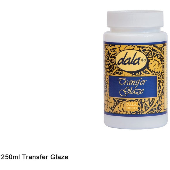Dala Deco Transfer Glaze-Other Craft-Brush and Canvas