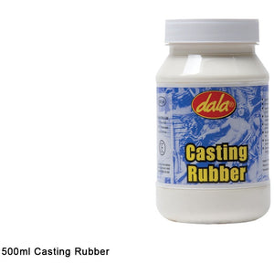 Dala Casting Rubber-Other Craft-Brush and Canvas