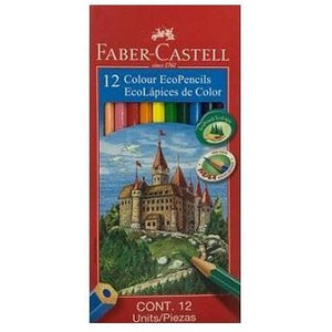 Faber-Castel Colour Pencils-DRAWING & COLOURING-Brush and Canvas