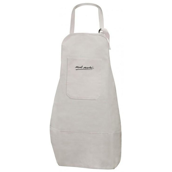 Montmarte Heavy Duty Apron-Artist Essentials-Brush and Canvas