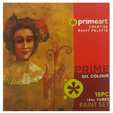PRIME ART Oil Paint Sets